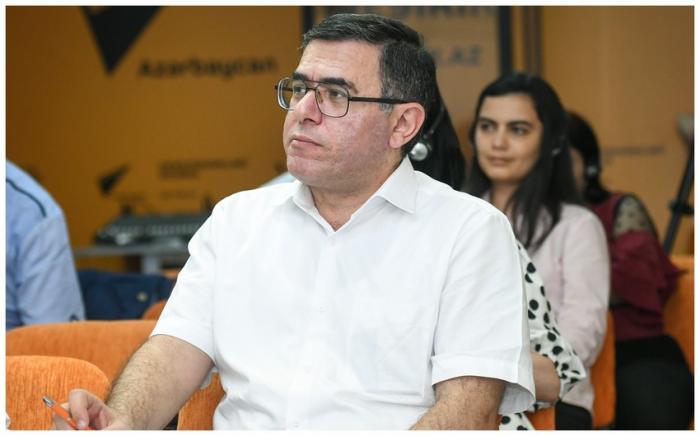 Tanınmış jurnalistə MEDİA-da vəzifə verildi