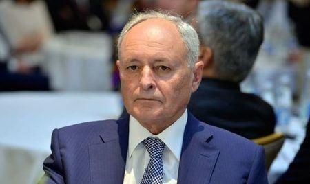 Azerbaijani president signs decree on dismissal of Health Minister
