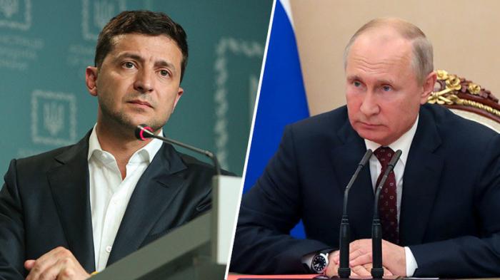 Putin Zelenski ilə görüşəcək? -  Peskov açıqladı