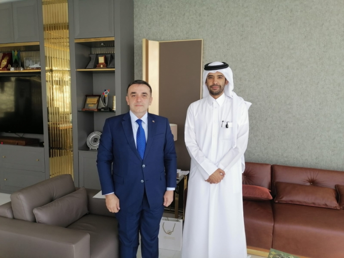 Azerbaijan, Qatar discuss opportunities for cooperation in defense industry