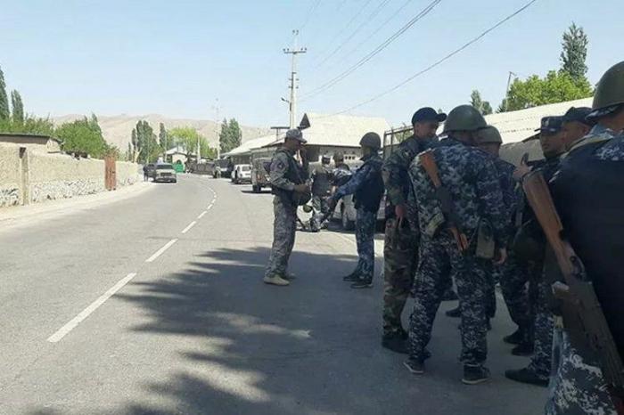 Tacikistanla toqquşmada ölən qırğızların sayı 31 nəfərə çatıb