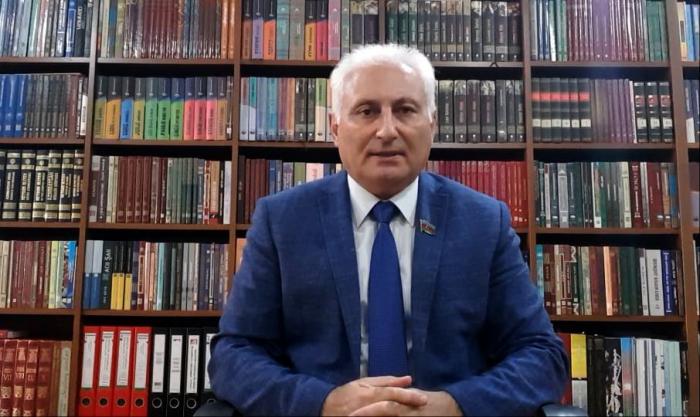 """""""Baydenin bəyanatı tarixin təhrif olunmasıdır"""" -  Deputat"""
