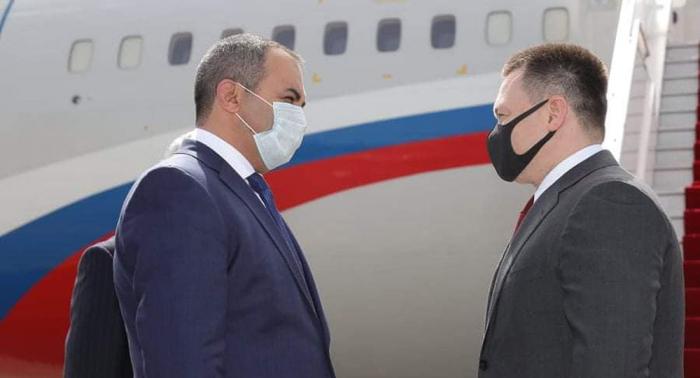 Rusiyanın baş prokuroru Ermənistanda səfərdədir