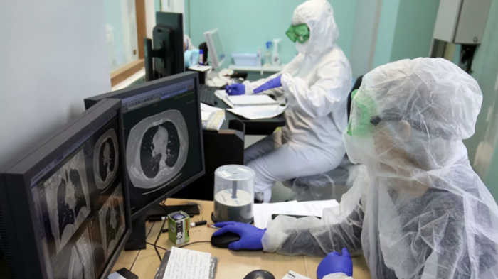 Rusiyada pandemiya qurbanlarının sayı 101 mini ötdü