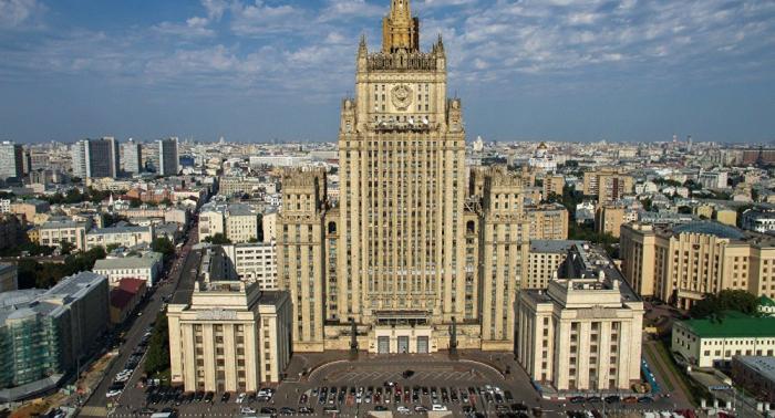 Ukraynalı diplomat Rusiya XİN-ə çağırıldı