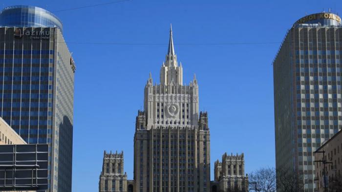 Moskvadan cavab:  4 ölkənin diplomatları Rusiyadan çıxarılır