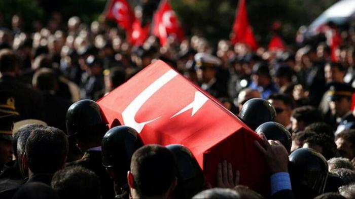 Türkiyə ordusu iki şəhid verdi