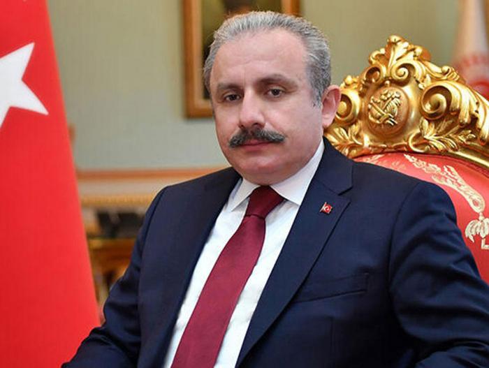 """""""Baydenin bəyanatının Ermənistana faydası olmayacaq"""" -  Mustafa Şentop"""