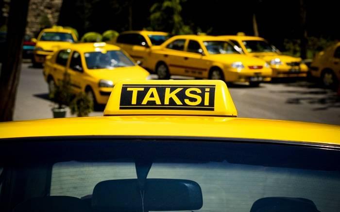 Bu taksilərin fəaliyyətinə icazə verilmir
