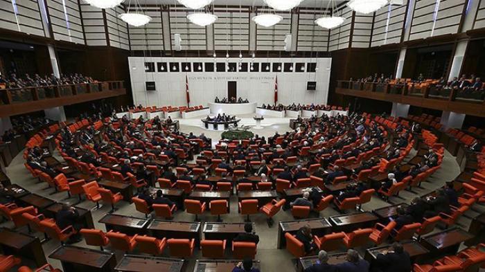Türkiyə parlamenti Baydenin bəyanatını kəskin pislədi