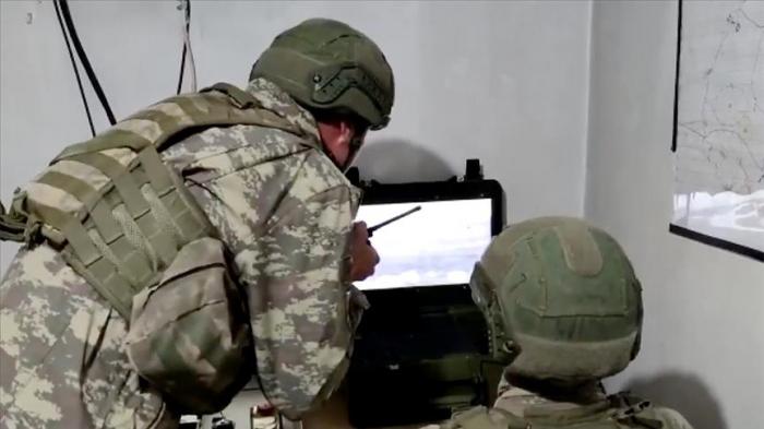 Neutralisation de 9 terroristes du PKK/YPG par l
