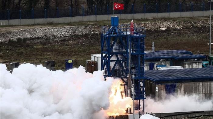 La Turquie teste avec succès l