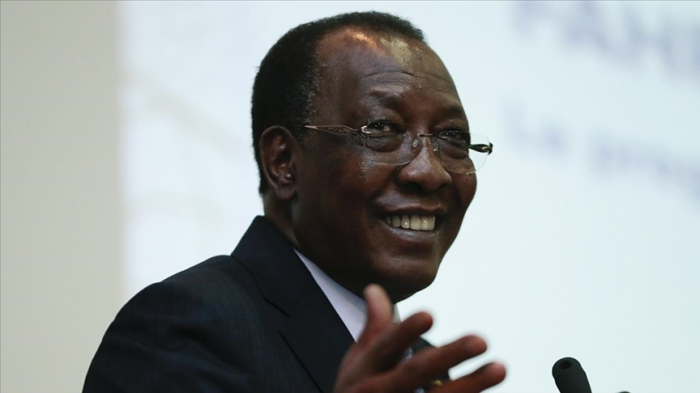 Qiyamçılarla döyüşdə yaralanan Çad prezidenti öldü