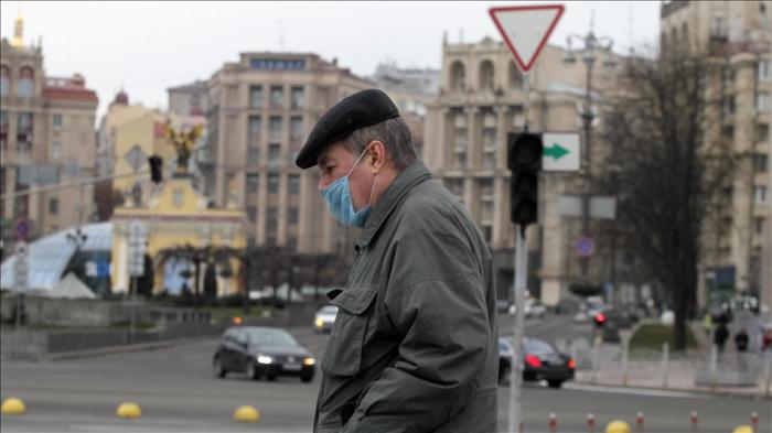 Ukraynada bir gündə 7930 nəfər virusa yoluxdu