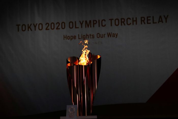 Osaka torch relay should be cancelled, governor says