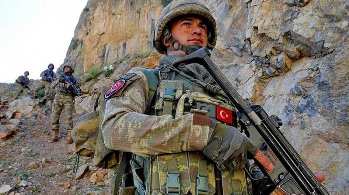 Türkiyə ordusu şəhidin qisasını aldı
