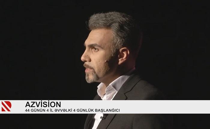 """AzVision:    """"Aprel"""" sözünə vurulan möhür -    VİDEO"""