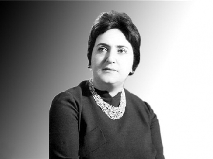 Akademik Zərifə Əliyevanın  -