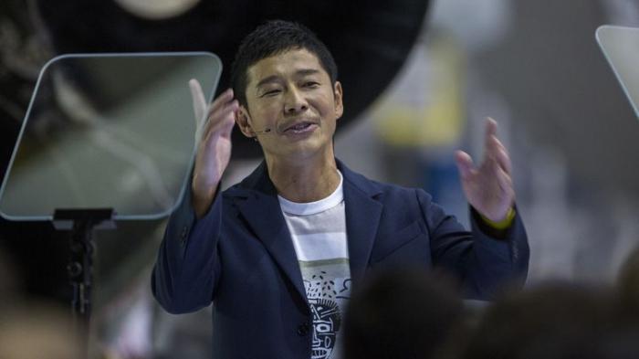 Le milliardaire japonais Yusaku Maezawa sera le prochain touriste spatial à bord de l