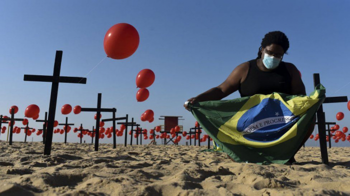 Coronavirus deaths in Latin America hit 1 mln as outbreak worsens