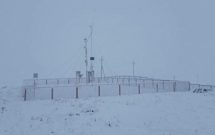 Faktiki hava:    Şahdağa qar yağıb