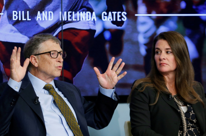 Melinda, Bill Gates announce they will divorce