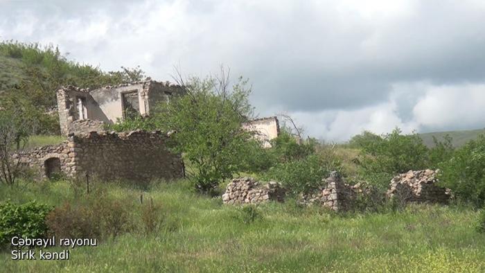 Azerbaijani MoD releases new  video  from liberated Jabrayil region