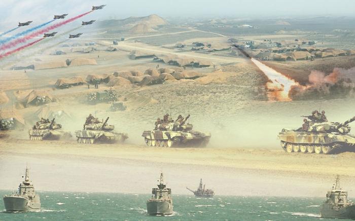 بدء تدريبات الجيش الأذربيجاني