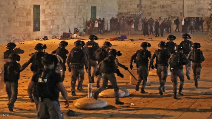 الإمارات تدين بشدة اقتحام الأقصى وتهجير عائلات فلسطينية