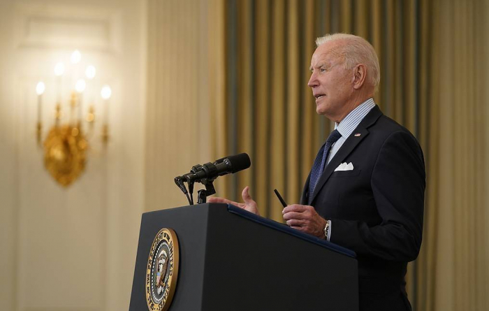 Biden says he's confident in one-on-one meeting with Putin