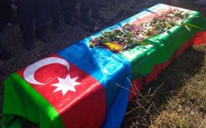 وفاة ضابط قاتل من أجل شوشا -  صورة
