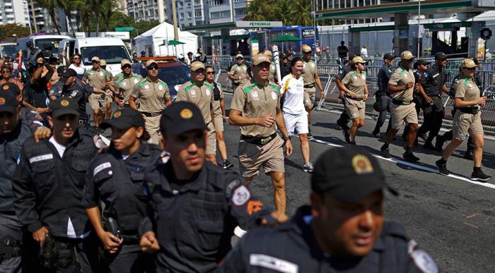 Rio-de-Janeyro metrosunda atışma:    25 nəfər ölüb