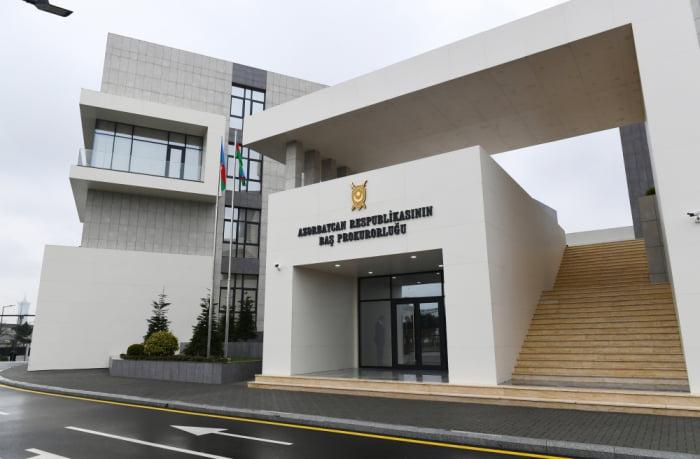 Prokurorluq 4 azyaşlı uşaqla bağlı açıqlama yaydı