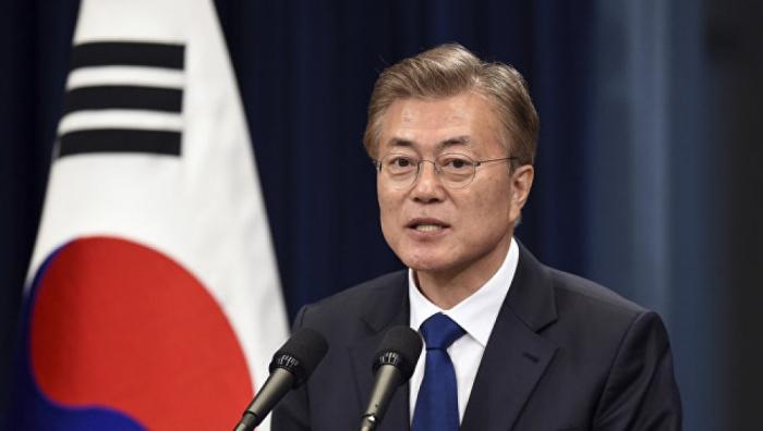 """Relations with Azerbaijan will further strengthen"" - Korean President"