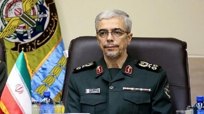 رئيس هيئة الأركان الإيرانية: المقاومة جاهزة لسحب البساط من تحت المحتلين