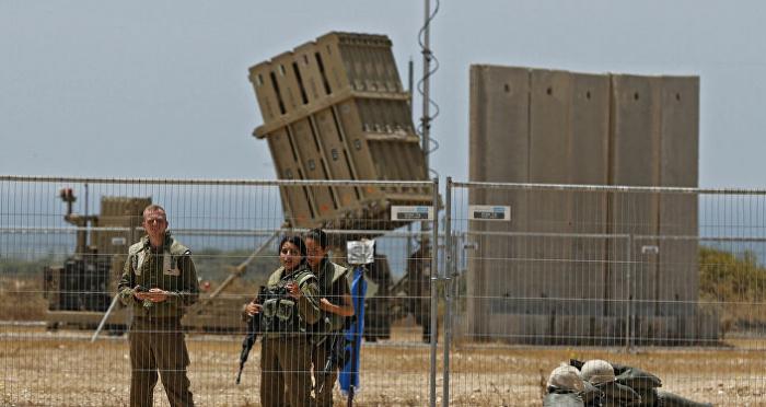 الدفاعات الجوية الإسرائيلية تعترض طائرة مسيرة أطلقت من قطاع غزة