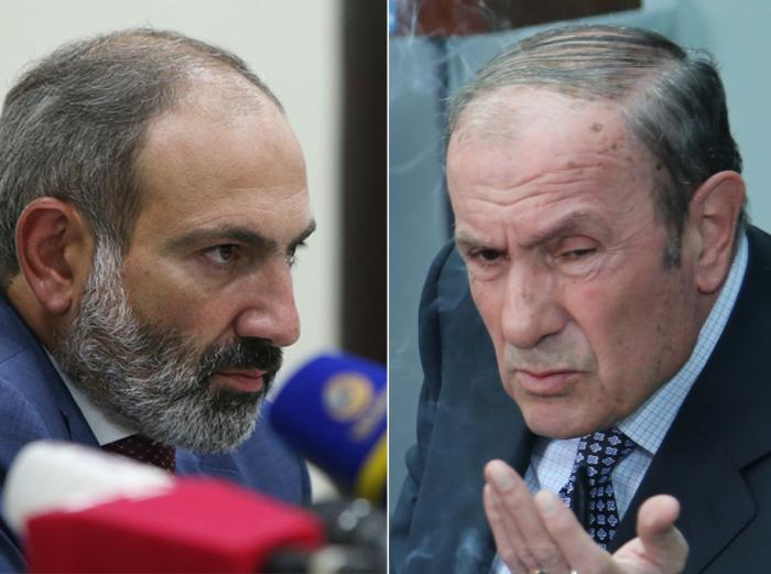 """""""Paşinyan Ermənistanı statusdan məhrum etdi"""" -   Ter-Petrosyan cavab verdi"""