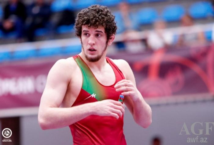 Güləşçimiz Olimpiya təsnifat turnirində bürünc medal qazandı