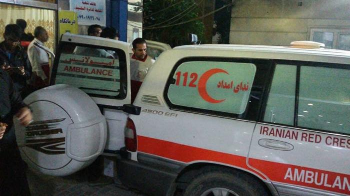 İranda kimyəvi zavodda partlayış olub