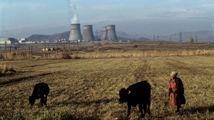 تعليق تشغيل محطة الطاقة النووية في أرمينيا