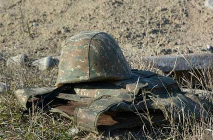 Ermənistanda daha bir əsgər öldü