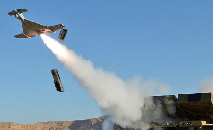الطائرات بدون الطيار التابعة لدائرة الحدود الدولة دمرت 290 هدفًا للعدو