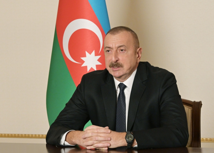 President Aliyev to attend NGIC discussions in video format