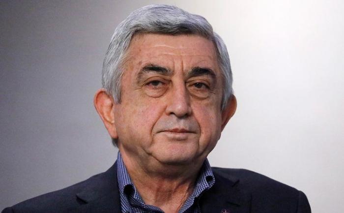 """Serj Sarkisyan:  """"Özümü günahkar sayıram"""""""