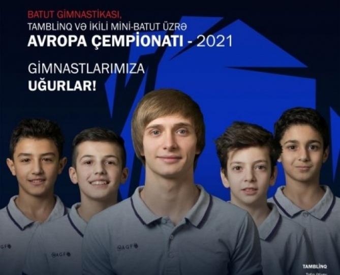Azərbaycan gimnastları Avropa çempionatının finalında