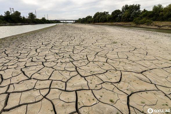 El problema de la escasez de agua en el mundo: La victoria en Karabaj también es importante desde este punto de vista