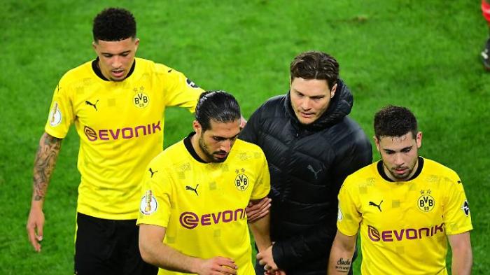 Dunkler Schatten liegt auf Dortmunds Pokal-Gala