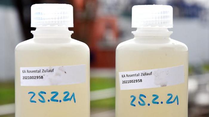 EU forciert Corona-Abwasserkontrollen