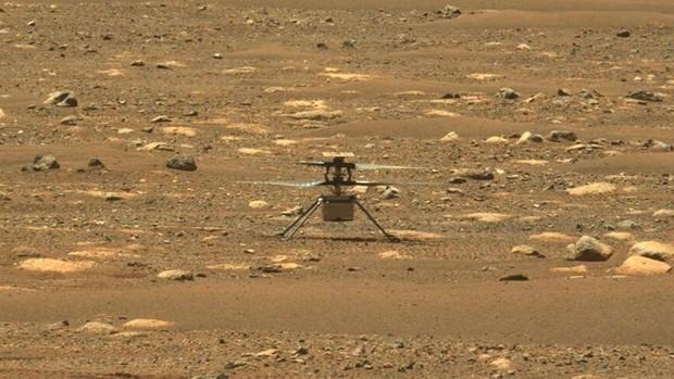 Ingenuity al límite:   la NASA aprueba alargar los vuelos de prueba en Marte