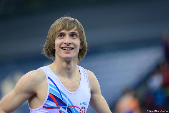 Azerbaijani gymnast grabs bronze of European Championships in Sochi